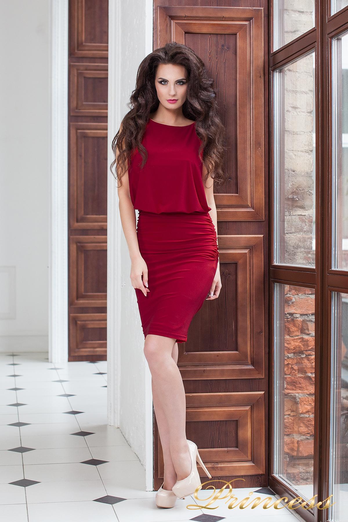 4cda7c24af9 Купить коктейльное платье 15003 red красного цвета по цене 20500 руб ...