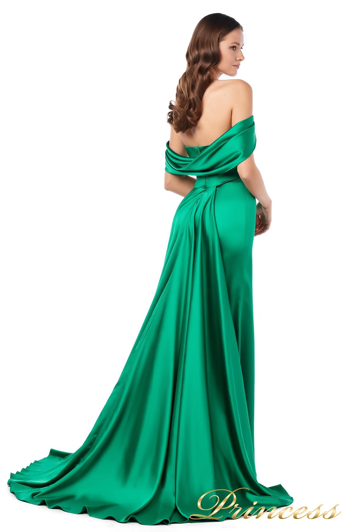 d7adf8f3361 Купить вечернее платье 18070 green зеленого цвета по цене 20500 руб ...